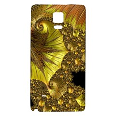 Special Fractal 35cp Galaxy Note 4 Back Case