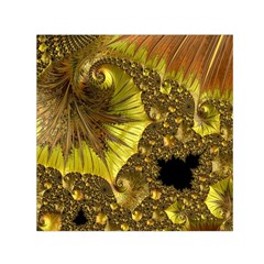 Special Fractal 35cp Small Satin Scarf (square)