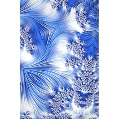 Special Fractal 17 Blue 5 5  X 8 5  Notebooks