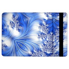 Special Fractal 17 Blue iPad Air 2 Flip