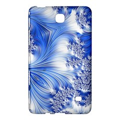 Special Fractal 17 Blue Samsung Galaxy Tab 4 (7 ) Hardshell Case