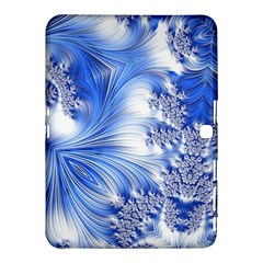 Special Fractal 17 Blue Samsung Galaxy Tab 4 (10.1 ) Hardshell Case