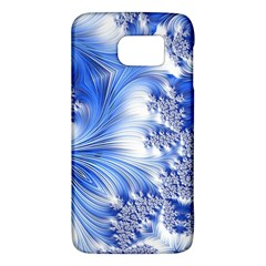 Special Fractal 17 Blue Galaxy S6