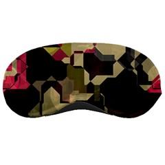 Techno Puzzle Sleeping Mask
