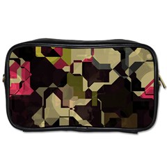 Techno Puzzle Toiletries Bag (one Side)