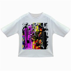 Abstract City View Infant/toddler T Shirts