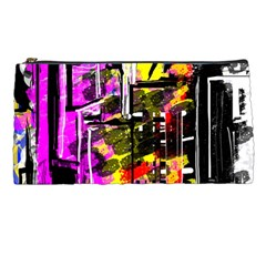 Abstract City View Pencil Cases