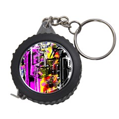 Abstract City View Measuring Tapes