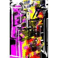 Abstract City View 5.5  x 8.5  Notebooks