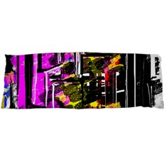 Abstract City View Body Pillow Cases Dakimakura (Two Sides)