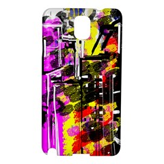 Abstract City View Samsung Galaxy Note 3 N9005 Hardshell Case