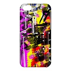 Abstract City View Apple iPhone 5C Hardshell Case