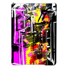 Abstract City View Ipad Air Hardshell Cases