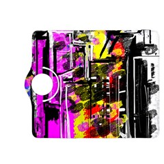 Abstract City View Kindle Fire Hdx 8 9  Flip 360 Case