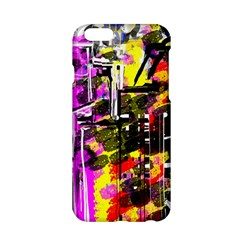 Abstract City View Apple iPhone 6/6S Hardshell Case