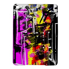 Abstract City View iPad Air 2 Hardshell Cases