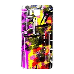 Abstract City View Samsung Galaxy Alpha Hardshell Back Case