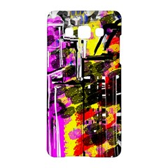 Abstract City View Samsung Galaxy A5 Hardshell Case