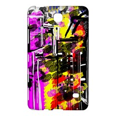 Abstract City View Samsung Galaxy Tab 4 (7 ) Hardshell Case