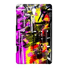 Abstract City View Samsung Galaxy Tab S (8.4 ) Hardshell Case