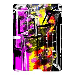 Abstract City View Samsung Galaxy Tab S (10.5 ) Hardshell Case