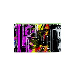 Abstract City View Cosmetic Bag (XS)