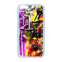 Abstract City View Apple Seamless iPhone 6 Case (Color)