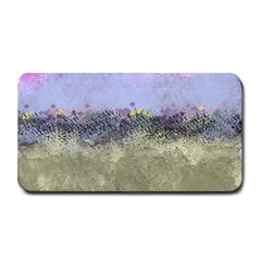 Abstract Garden In Pastel Colors Medium Bar Mats