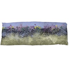 Abstract Garden In Pastel Colors Body Pillow Cases Dakimakura (two Sides)