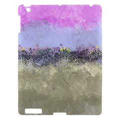 Abstract Garden in Pastel Colors Apple iPad 3/4 Hardshell Case