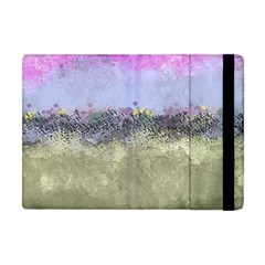 Abstract Garden In Pastel Colors Apple Ipad Mini Flip Case