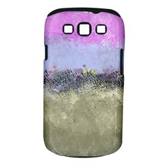 Abstract Garden in Pastel Colors Samsung Galaxy S III Classic Hardshell Case (PC+Silicone)
