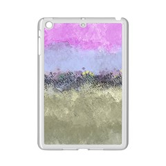 Abstract Garden in Pastel Colors iPad Mini 2 Enamel Coated Cases