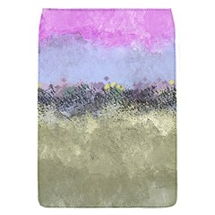 Abstract Garden In Pastel Colors Flap Covers (s)