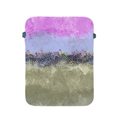 Abstract Garden In Pastel Colors Apple Ipad 2/3/4 Protective Soft Cases