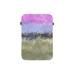 Abstract Garden in Pastel Colors Apple iPad Mini Protective Soft Cases