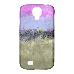 Abstract Garden in Pastel Colors Samsung Galaxy S4 Classic Hardshell Case (PC+Silicone)
