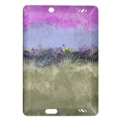 Abstract Garden in Pastel Colors Kindle Fire HD (2013) Hardshell Case