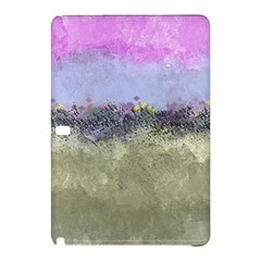 Abstract Garden in Pastel Colors Samsung Galaxy Tab Pro 12.2 Hardshell Case