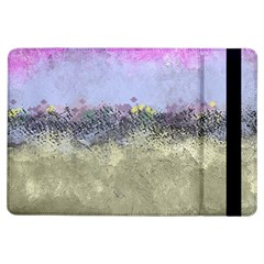 Abstract Garden in Pastel Colors iPad Air Flip