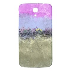 Abstract Garden In Pastel Colors Samsung Galaxy Mega I9200 Hardshell Back Case