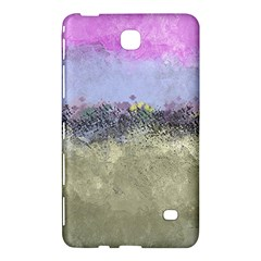 Abstract Garden In Pastel Colors Samsung Galaxy Tab 4 (8 ) Hardshell Case
