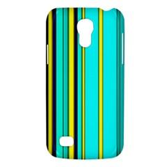 Hot Stripes Aqua Galaxy S4 Mini