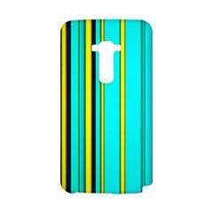 Hot Stripes Aqua LG G Flex