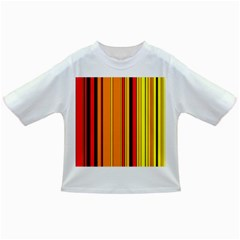 Hot Stripes Fire Infant/Toddler T-Shirts