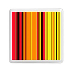 Hot Stripes Fire Memory Card Reader (Square)