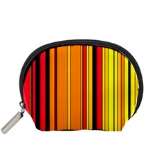 Hot Stripes Fire Accessory Pouches (small)