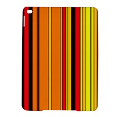 Hot Stripes Fire Ipad Air 2 Hardshell Cases