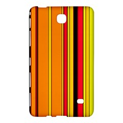 Hot Stripes Fire Samsung Galaxy Tab 4 (7 ) Hardshell Case