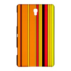 Hot Stripes Fire Samsung Galaxy Tab S (8 4 ) Hardshell Case